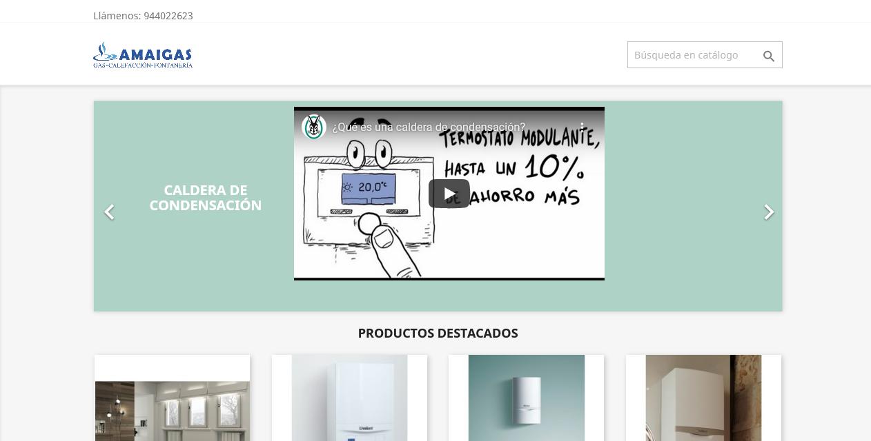 AMAIGAS Web Oficial