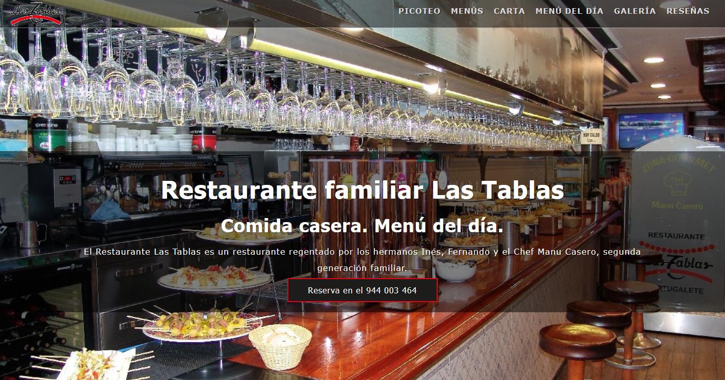 Restaurante Las Tablas