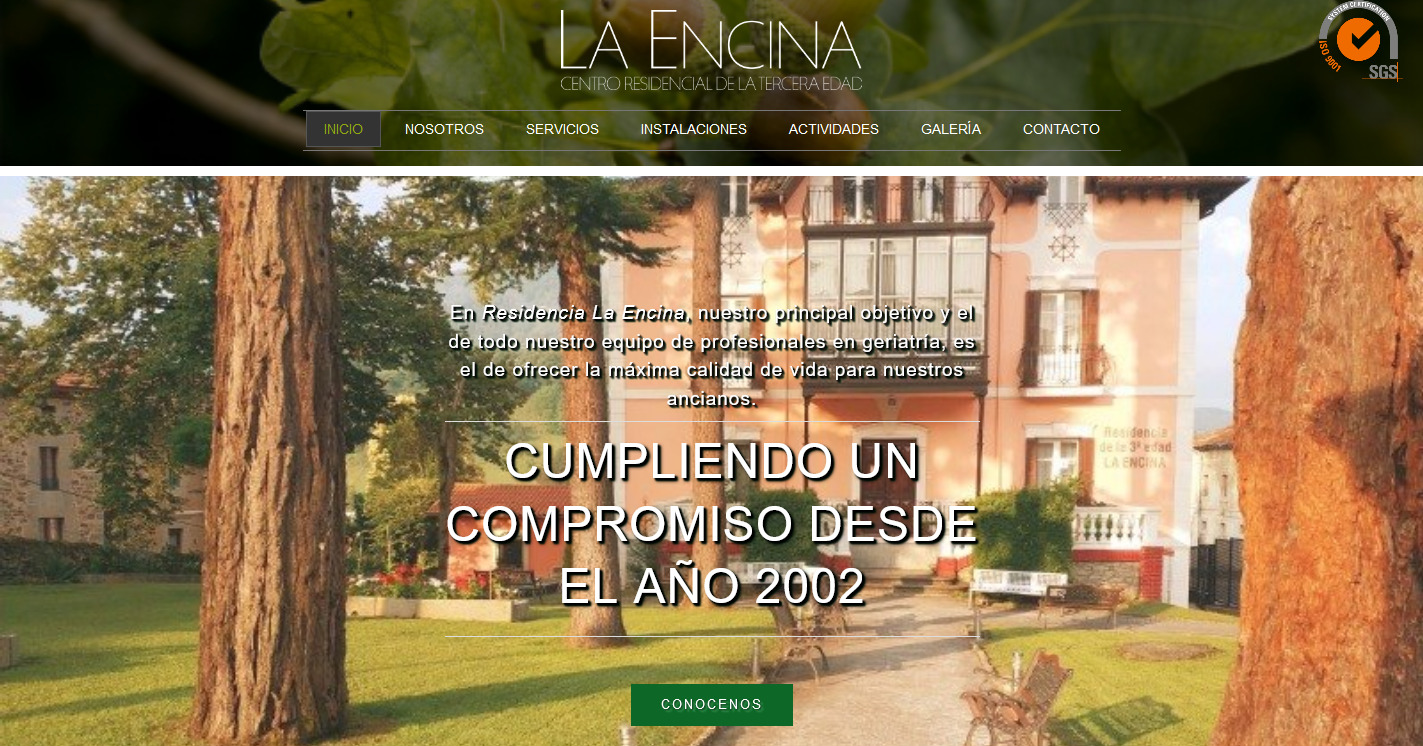 Residencia La Encina